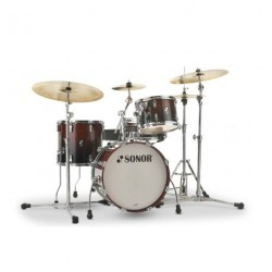 SONOR AQ2 MARTINI SET BRF BATERIA ACUSTICA BROWN FADE