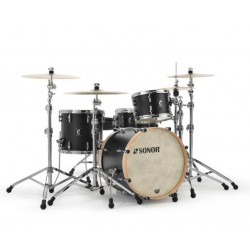 SONOR SQ1 322 SET NM GTB BATERIA ACUSTICA NEGRA