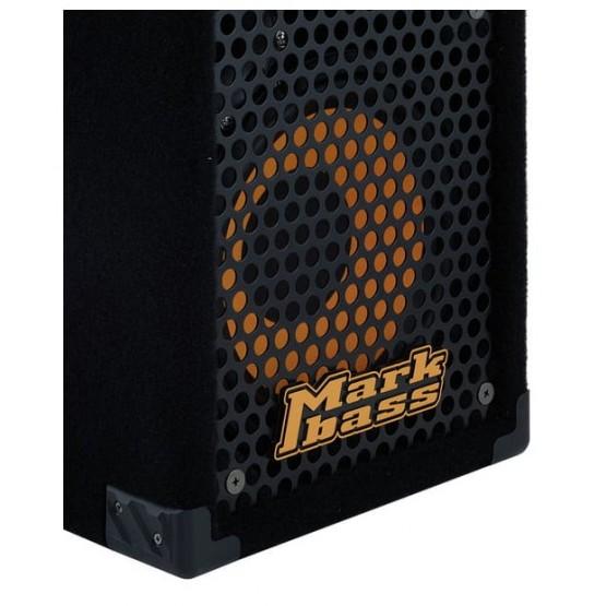 MARKBASS MINIMARK 802 AMPLIFICADOR BAJO. DEMO.