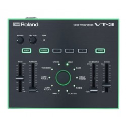 ROLAND VT 3 PROCESADOR VOCES AIRA VOCAL TRANSFORMER