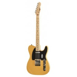 MAYBACH TELEMAN T54 GUITARRA ELECTRICA BUTTERSCOTCH BLACKGUARD NEW LOOK
