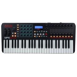 AKAI MPK249 TECLADO CONTROLADOR USB MIDI 49 TECLAS