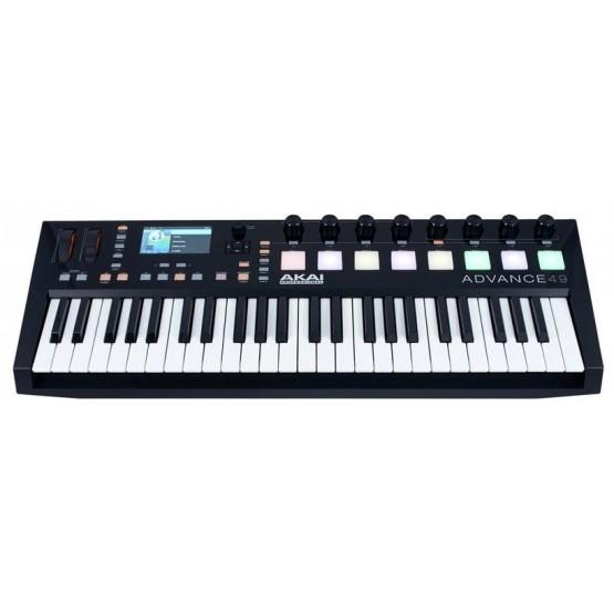 AKAI ADVANCE49 CONTROLADOR MIDI USB