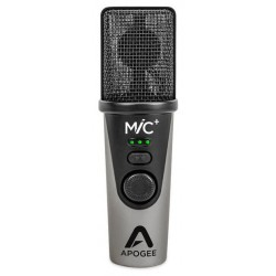 APOGEE MIC PLUS MICROFONO USB PARA IOS/MAC Y PC