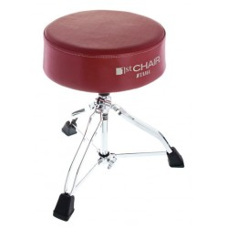 TAMA HT830R 1ST CHAIN ROUND RIDER XL ASIENTO BATERIA ROJO