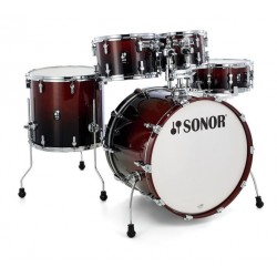 SONOR AQ2 STAGE SET BRF BATERIA ACUSTICA BROWN FADE