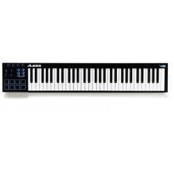 ALESIS V61 TECLADO CONTROLADOR MIDI USB 61 TECLAS