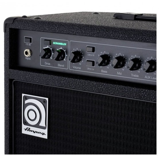AMPEG BA115 V2 AMPLIFICADOR BAJO.