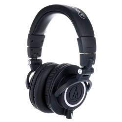 AUDIO TECHNICA ATHM50X AURICULARES PROFESIONALES DE ESTUDIO