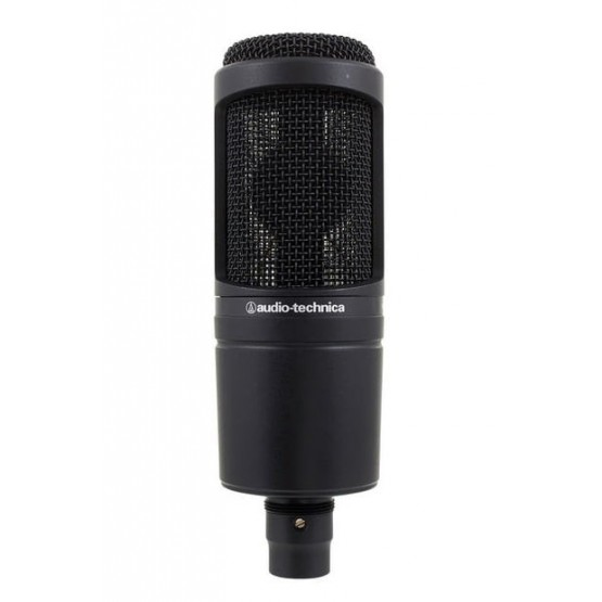 AUDIO TECHNICA AT2020 MICROFONO ESTUDIO
