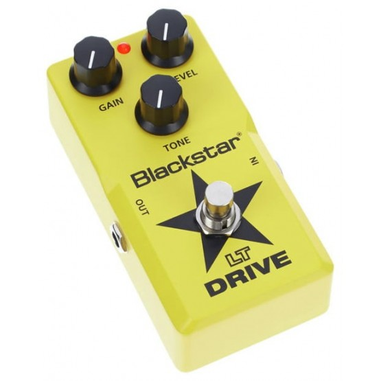BLACKSTAR LT DRIVE PEDAL OVERDRIVE GUITARRA