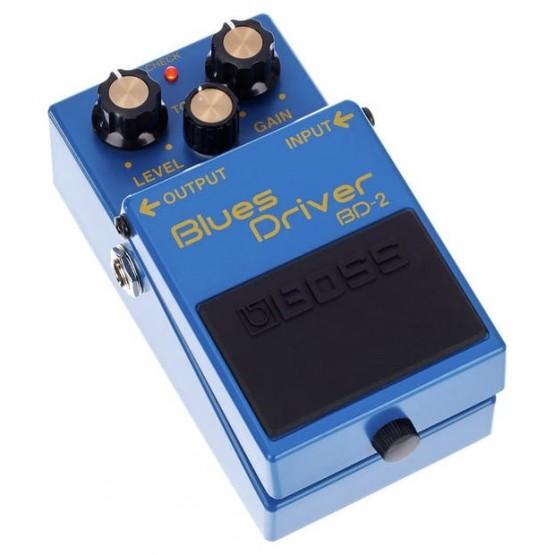 BOSS BD2 BLUES DRIVER PEDAL