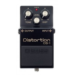 BOSS DS1-4A 40TH PEDAL DISTORSION