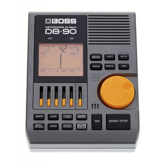 BOSS DB90 SUPER METRONOMO DR BEAT