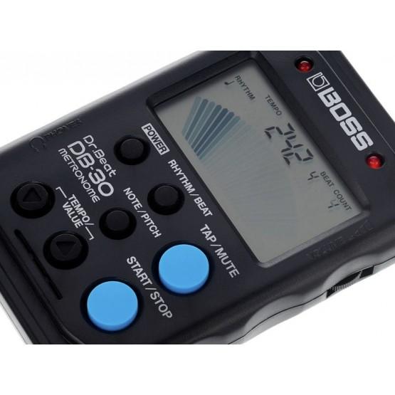 BOSS DB30 METRONOMO DR BEAT