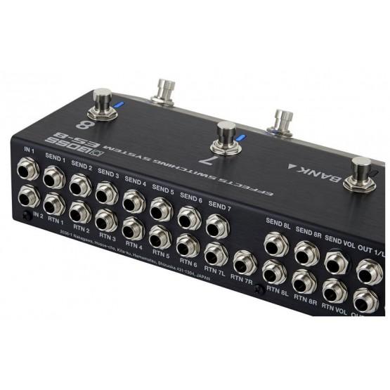 BOSS ES-8 CONTROLADOR PEDALES