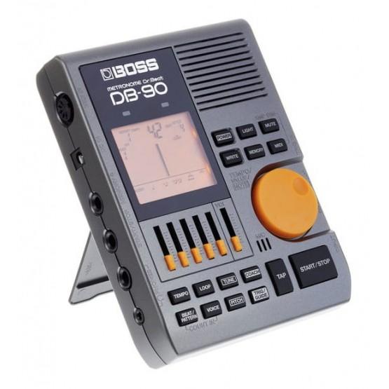 BOSS DB90 SUPER METRONOMO DR BEAT