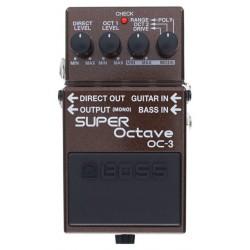BOSS OC3 PEDAL SUPER OCTAVE