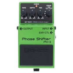 BOSS PH3 PHASE SHIFTER PEDAL EFECTOS