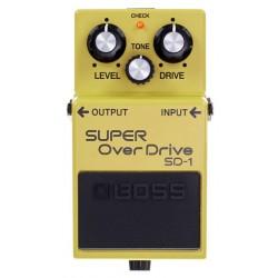 BOSS SD1 PEDAL SUPER DRIVE