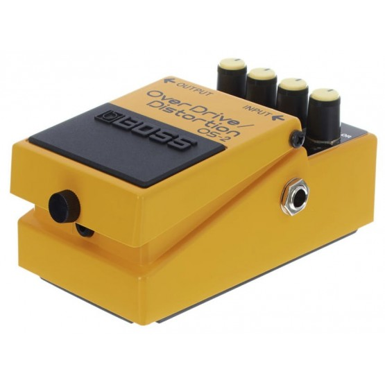 BOSS OS2 PEDAL OVERDRIVE