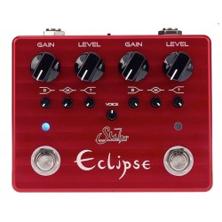 SUHR ECLIPSE PEDAL OVERDRIVE DISTORSION