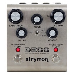 STRYMON DECO TAPE SATURATION DOUBLETRACKER PEDAL GUITARRA