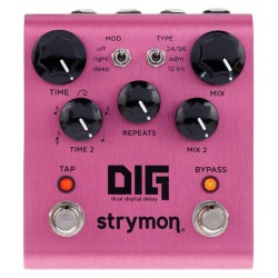 STRYMON DIG PEDAL DELAY DIGITAL