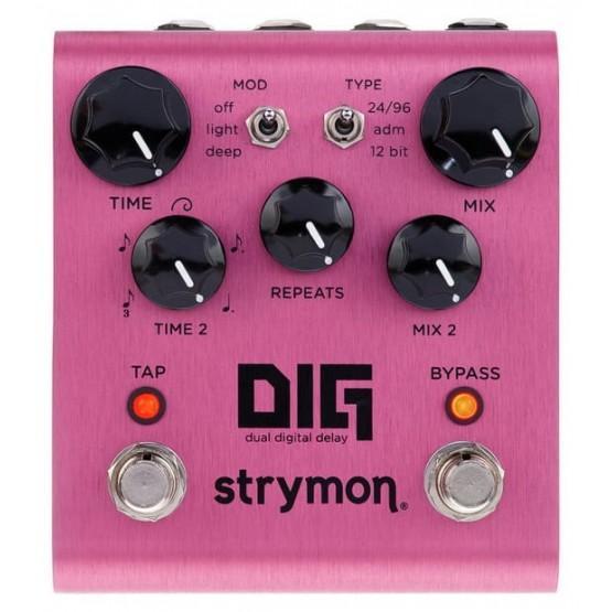 STRYMON DIG PEDAL DELAY DIGITAL