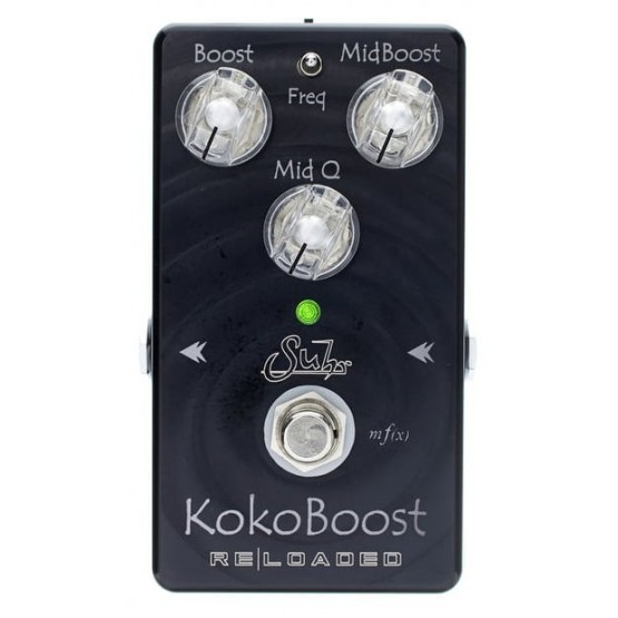SUHR KOKO BOOST RELOADED PEDAL BOOSTER