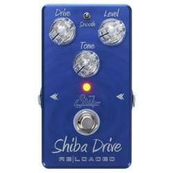 SUHR SHIBA DRIVE RELOADED PEDAL DISTORSION OVERDRIVE