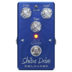 SUHR SHIBA RELOADED PEDAL DISTORSION OVERDRIVE