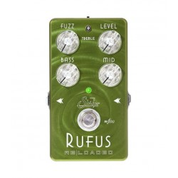 SUHR RUFUS RELOADED PEDAL FUZZ