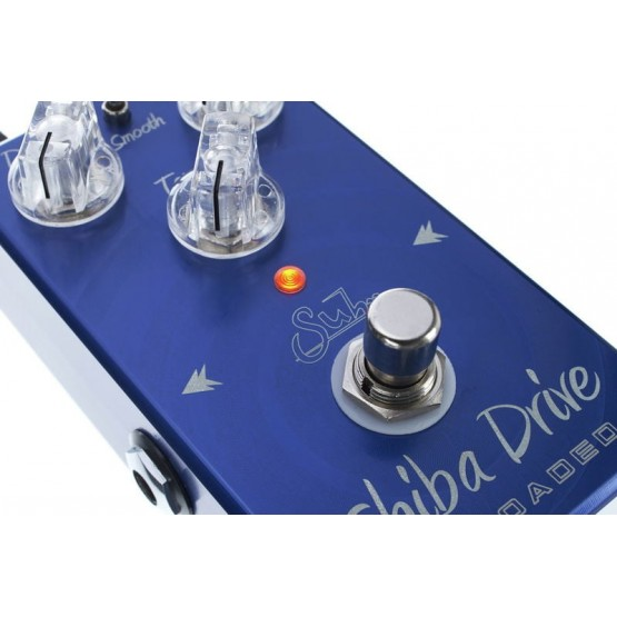 SUHR SHIBA DRIVE RELOADED PEDAL DISTORSION OVERDRIVE