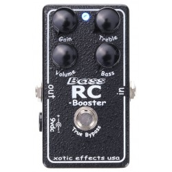 XOTIC BASS RC BOOSTER PEDAL BAJO