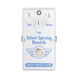 MAD PROFESSOR SILVER SPRING REVERB PEDAL