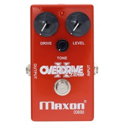 MAXON OD-808X EXTREME OVERDRIVE PEDAL