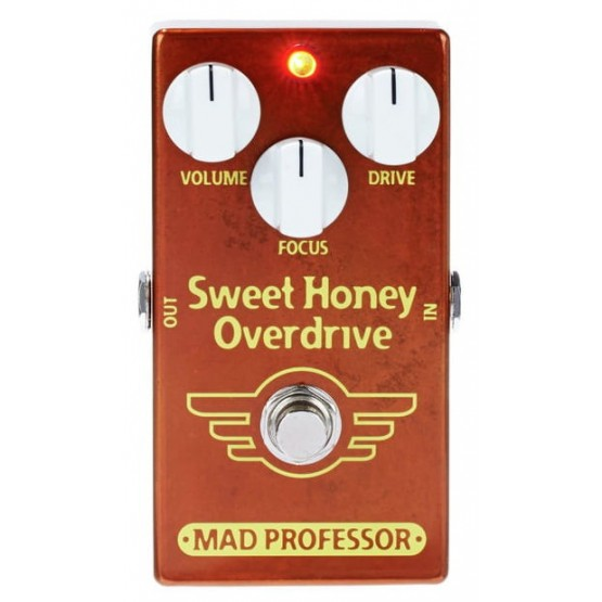 MAD PROFESSOR SWEET HONEY PEDAL OVERDRIVE