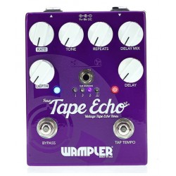 WAMPLER FAUX TAPE ECHO V2 PEDAL DELAY