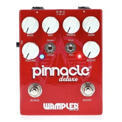 WAMPLER PINNACLE DELUXE V2 DISTORTION PEDAL DISTORSION