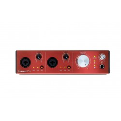 FOCUSRITE CLARETT2 PRE INTERFAZ DE AUDIO THUNDERBOLT