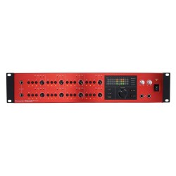 FOCUSRITE CLARETT 8 PRE X INTERFAZ DE AUDIO THUNDERBOLT