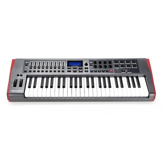 NOVATION IMPULSE 49 TECLADO CONTROLADOR