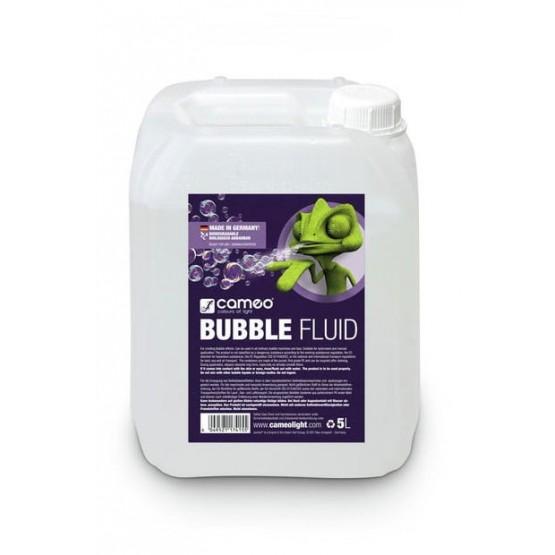 CAMEO BUBBLE FLUID 5L LIQUIDO ESPECIAL PARA POMPAS DE JABON 5L