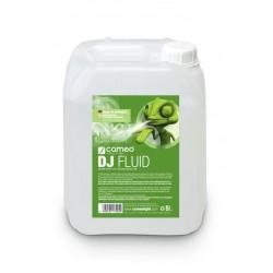 CAMEO DJ FLUID 5L LIQUIDO DE NIEBLA DE DENSIDAD Y DURACION MEDIA 5L