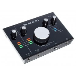 M AUDIO MTRACK2X2M INTERFAZ DE AUDIO USB HUB MIDI