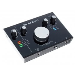 M AUDIO MTRACK2X2 INTERFAZ AUDIO USB HUB
