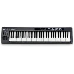 M AUDIO KEYSTATION61 MKII TECLADO CONTROLADOR MIDI USB