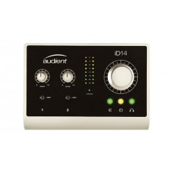 AUDIENT ID14 INTERFAZ DE AUDIO