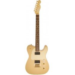 SQUIER J5 TELECASTER IL GUITARRA ELECTRICA FROST GOLD